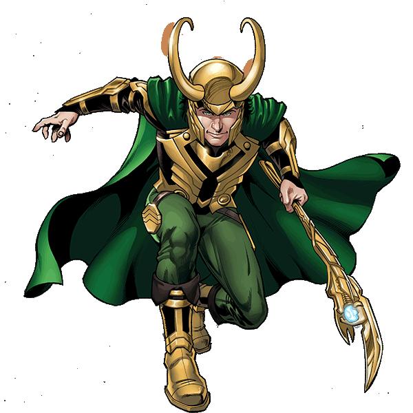 Loki | Avengers Characters | Marvel Kids UK