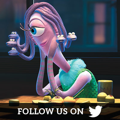 Monsters, Inc. on Twitter