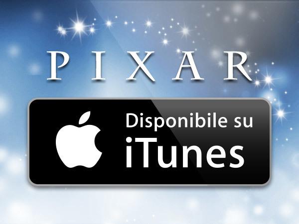 iTunes - Pixar