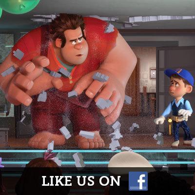 Wreck It Ralph on Facebook