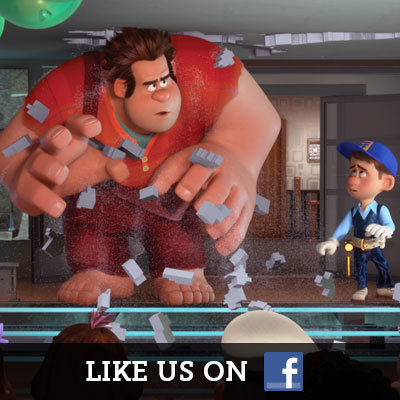 Wreck It Ralph on Facebook