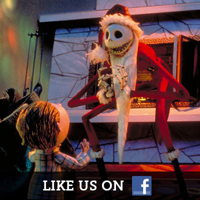 Nightmare Before Christmas on Facebook