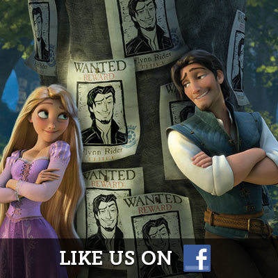 Tangled on Facebook