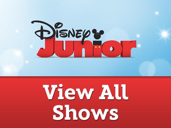 Disney Junior - View All Shows