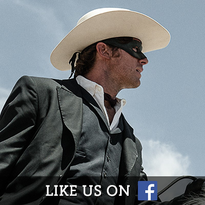 Lone Ranger on Facebook