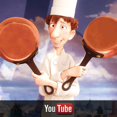 Ratatouille on YouTube