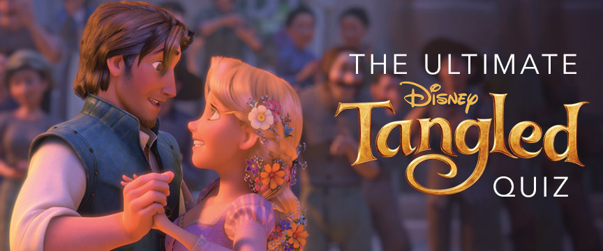 The Ultimate Tangled Quiz