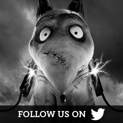Frankenweenie on Twitter