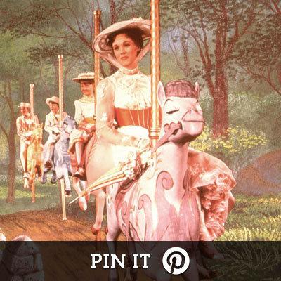 Mary Poppins Pinterest