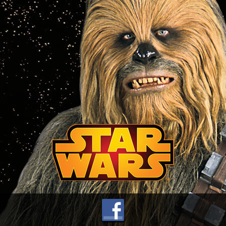 Star Wars på Facebook