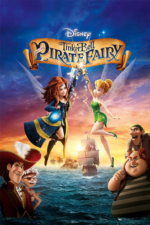 Tinkerbell and the Pirate Fairy