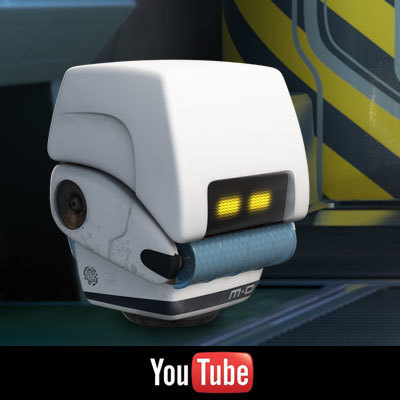 WALL-E on Youtube
