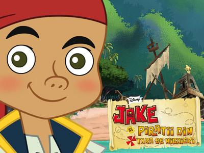 Jake și pirații din Țara de Nicăieri