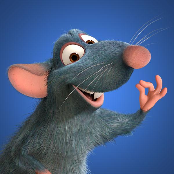 Resultado de imagen de remy ratatouille