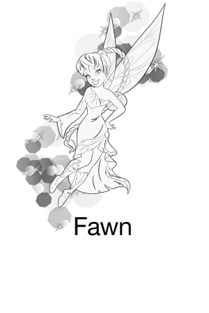 Printable - Fawn