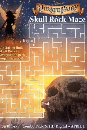 Skull Rock Maze