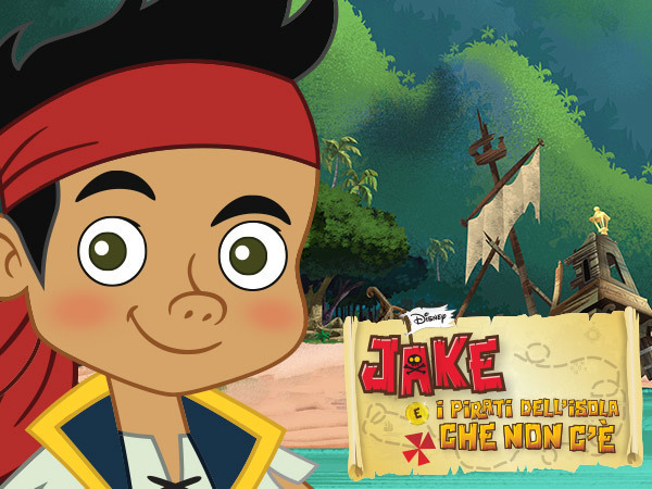 Jake e i Pirati