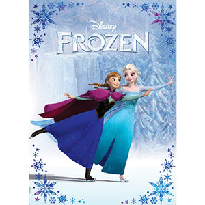 Disney Frozen Poster Folder