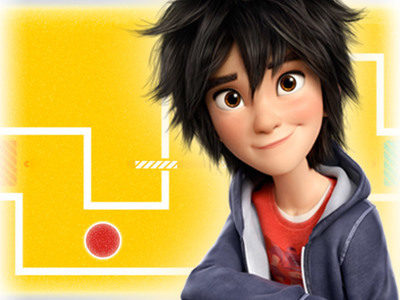 Baymax Brain Games - Big Hero 6