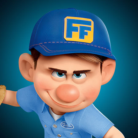 Fix-It Felix Jr.