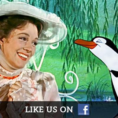 Mary Poppins Facebook