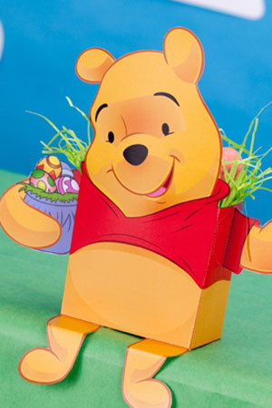 Pooh's Candy Box