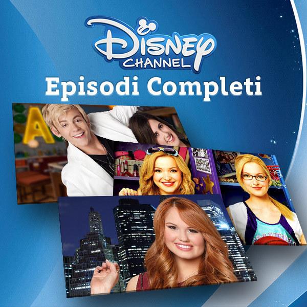 Disney Channel episodi completi