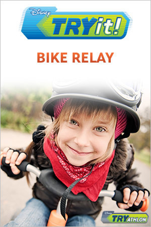 TRYit Activities - Bike Relay