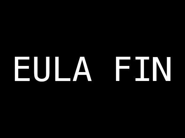 EULA FIN