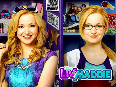 Liv and Maddie - Games Page
