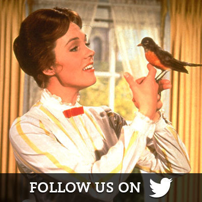 Mary Poppins Twitter