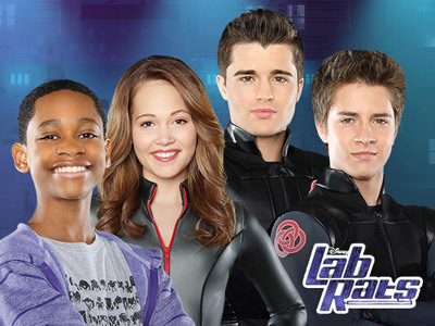 Lab Rats Products