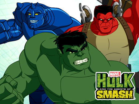 Hulk and the Agents of S.M.A.S.H