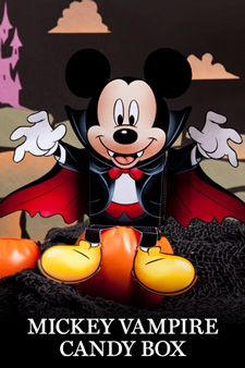 Mickey Vampire Candy Box