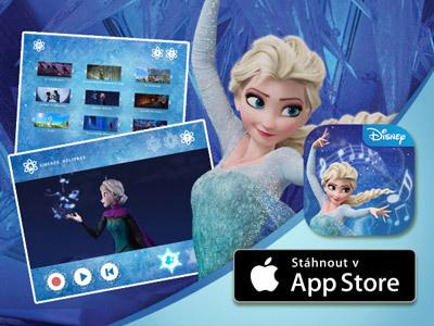 Disney Karaoke: Ledové království