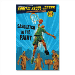 Streetball Crew: Sasquatch in the Paint Excerpt