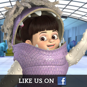 Monsters, Inc. on Facebook