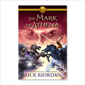 Mark of Athena Excerpt