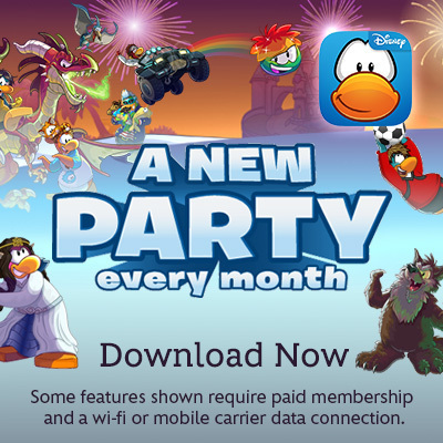 Club Penguin - App 1.5 - Stream AU
