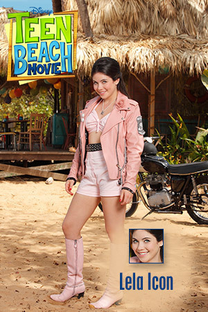 Teen Beach Movie Icon - Lela
