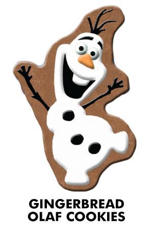 Frozen - Ginger Bread Olaf