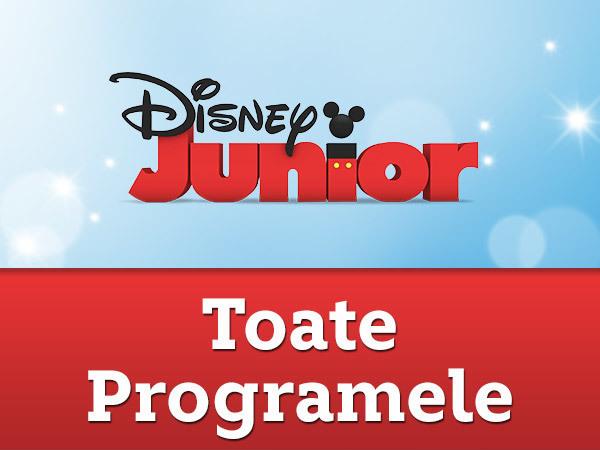 Disney Junior - Toate programele