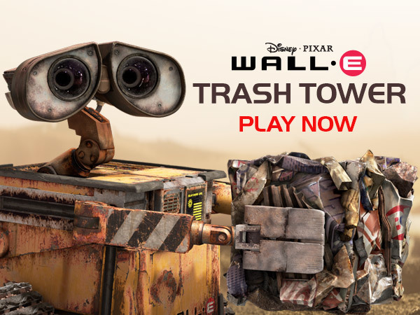 WALL-E - Trash Tower