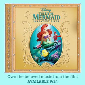 Little Mermaid Soundtrack for Find Your Voice