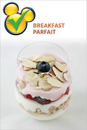 Recipe - Breakfast Parfait