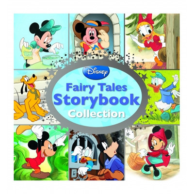 Fairy Tales Storybook Collection $11.95