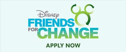 Friends for Change Grants