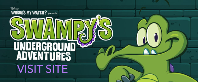 Swampy's Adventures Link