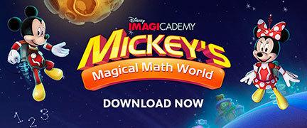Mickey's Magical Math World