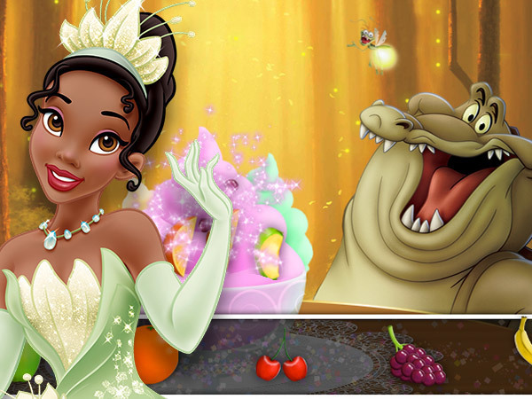 Prinsessenschool: Tiana